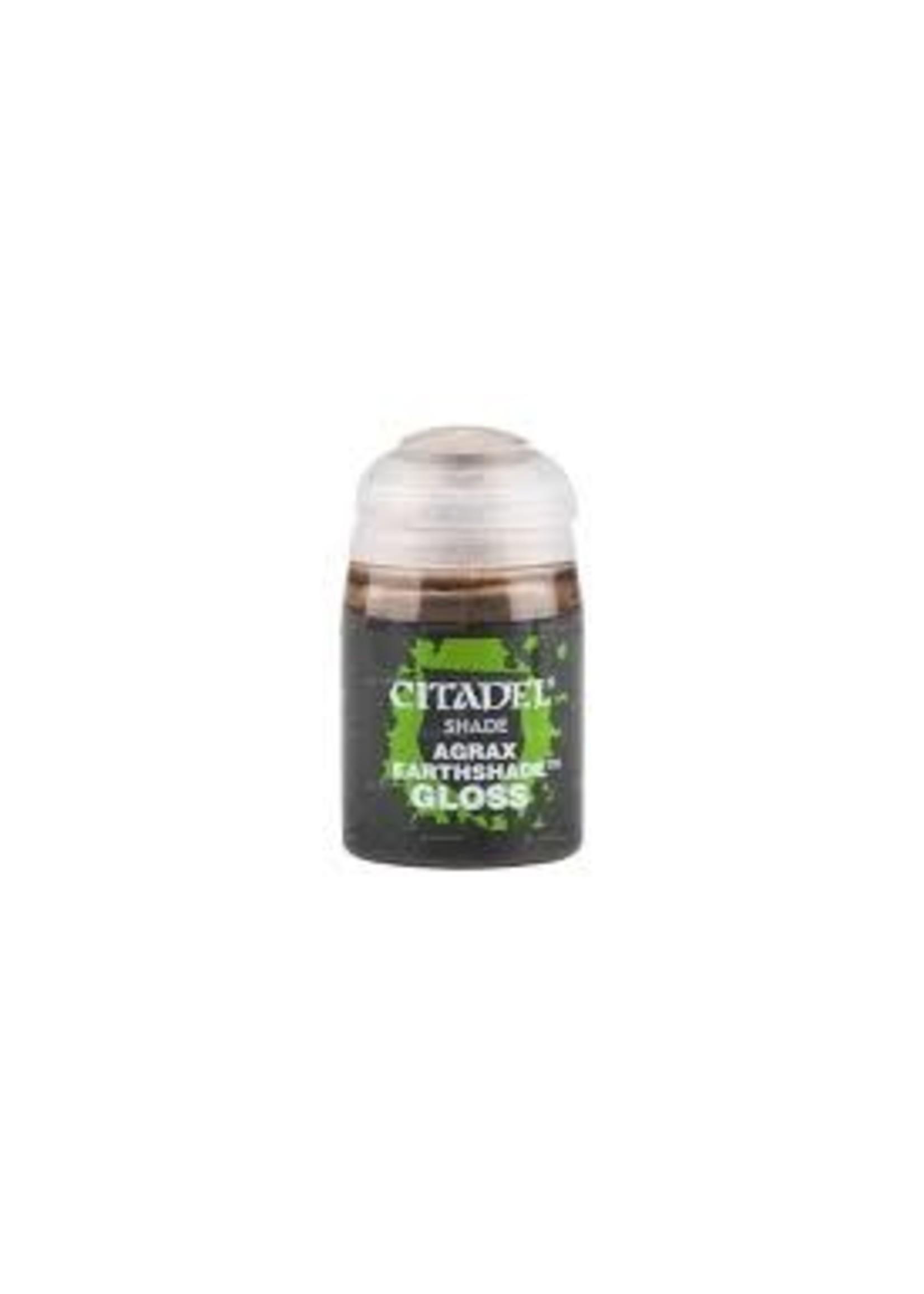 Citadel Paint Shade: Agrax Earthshade Gloss