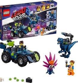 Lego Rex's Rextreme Offroader
