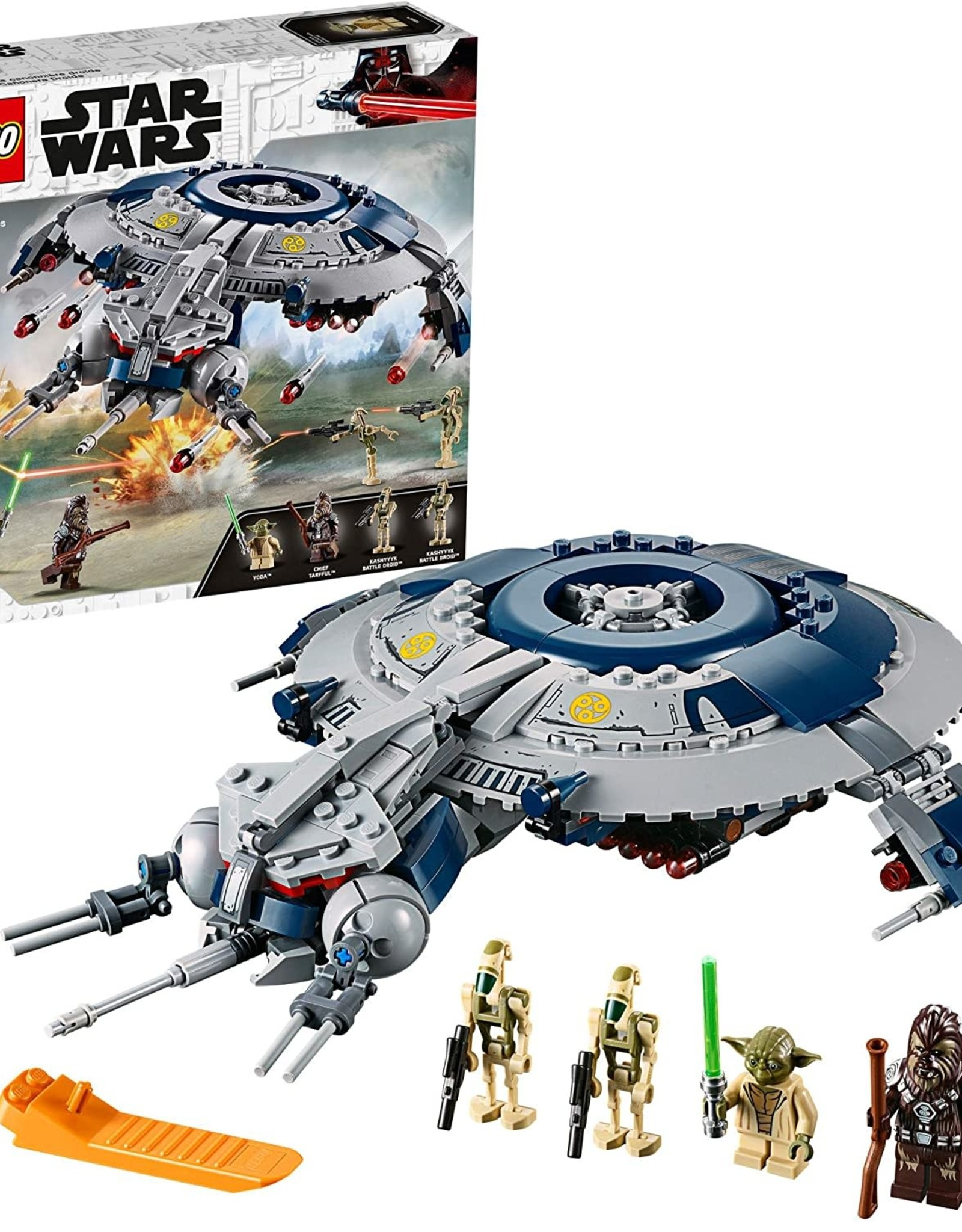 Droid Gunship LEGO Star Wars: The Revenge of the Sith Droid Gunship