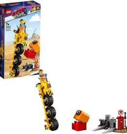 Lego Movie 2 Emmet's Thricycle