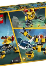 Lego Underwater Robot