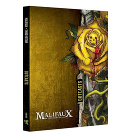 Wyrd Malifaux 3E Outcasts Faction Book