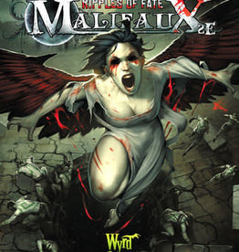 Wyrd Malifaux 2E Ripples of Fate Book