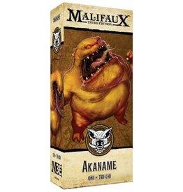 Wyrd Malifaux 3E Akaname