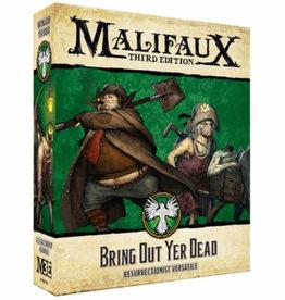 Wyrd Malifaux 3E Bring out Yer Dead