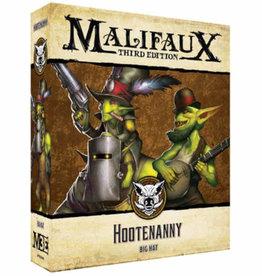 Wyrd Malifaux 3E Hootenanny