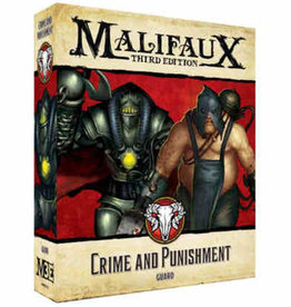 Wyrd Malifaux 3E Crime and Punishment