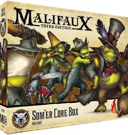 Wyrd Malifaux 3E Som'er Core