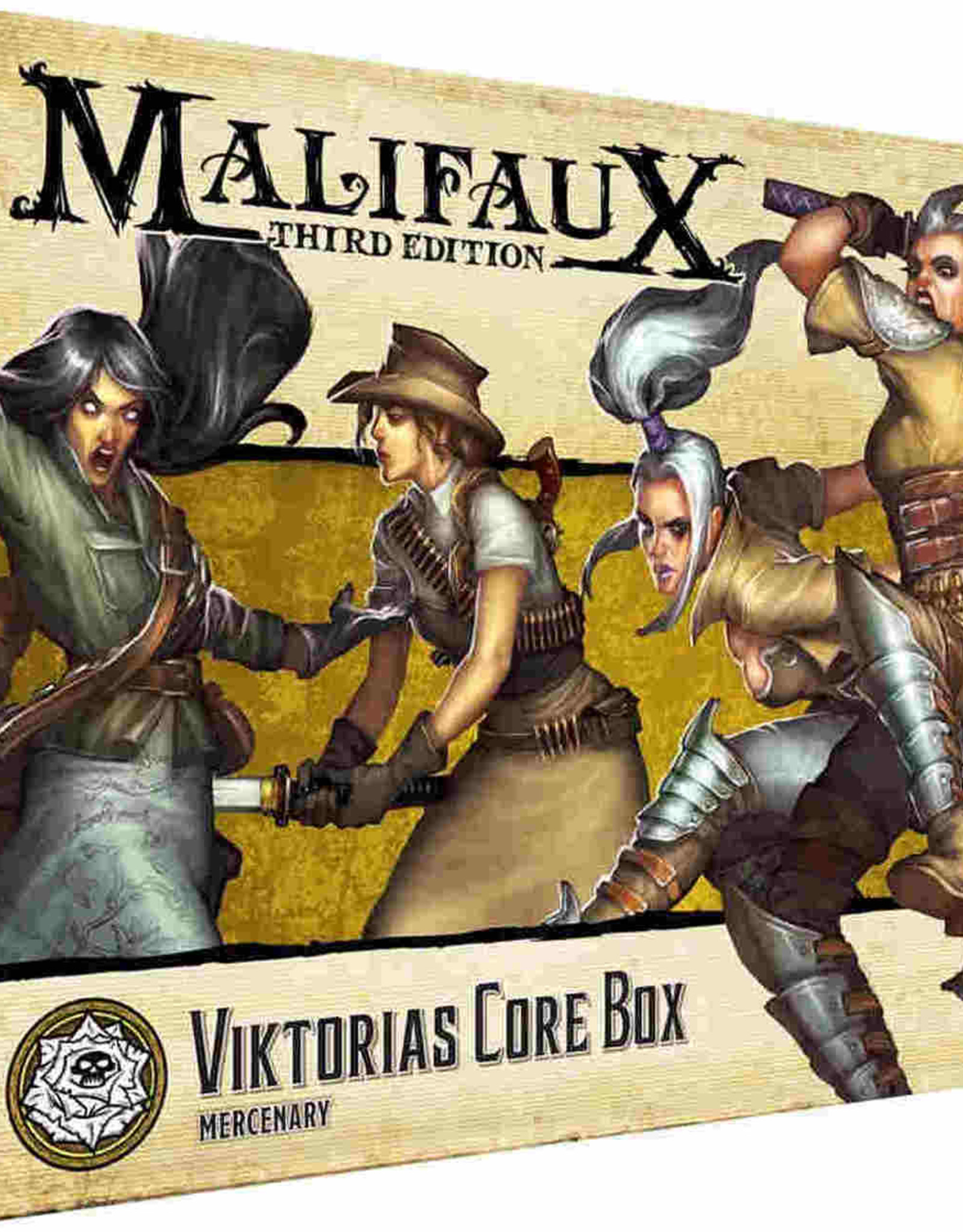 Wyrd Malifaux 3E Viktorias Core