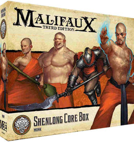 Wyrd Malifaux 3E Shenlong Core