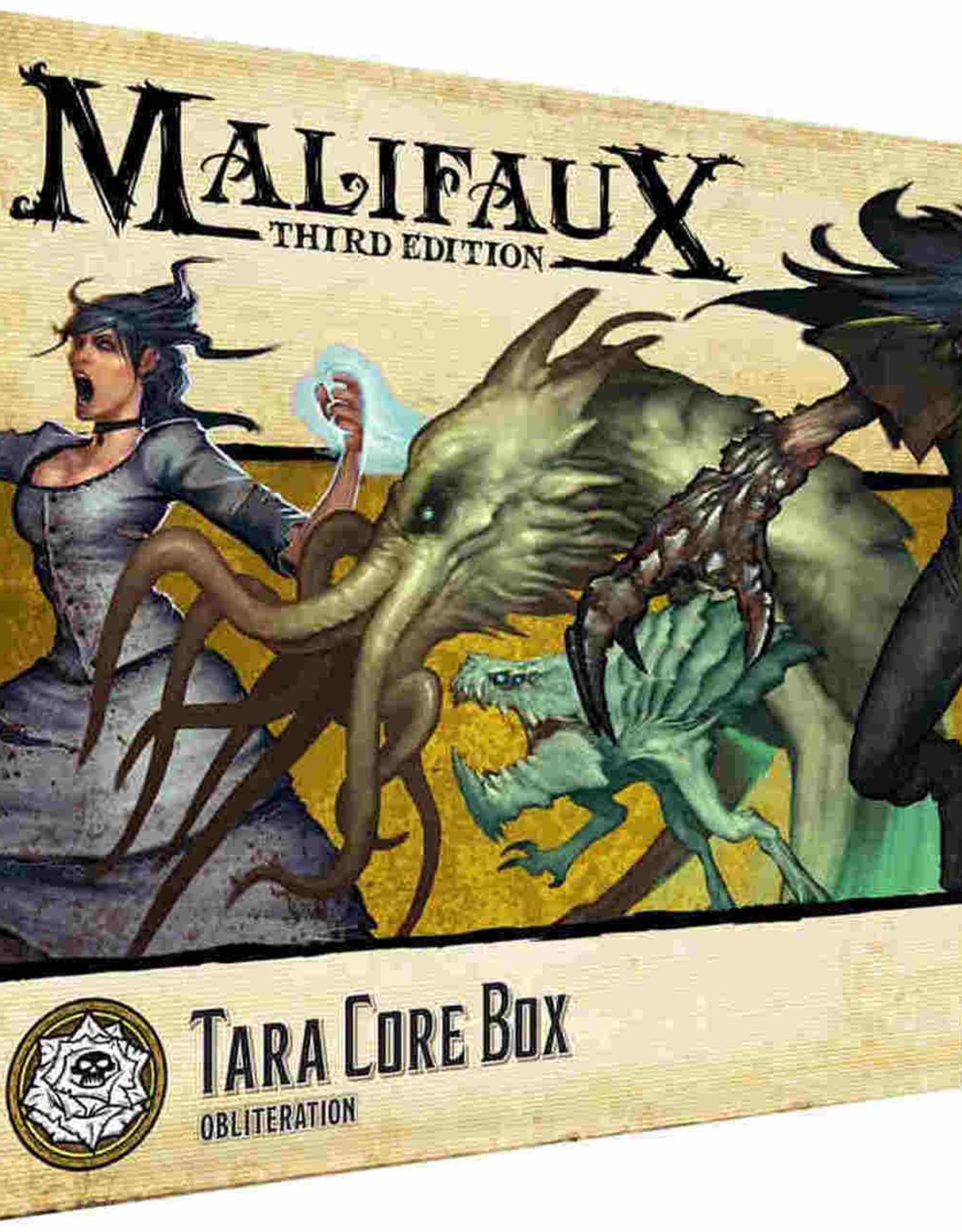Wyrd Malifaux 3E Tara Core