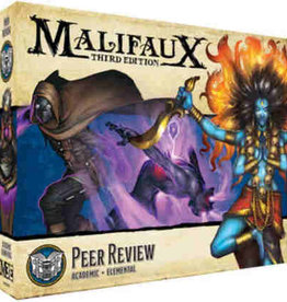 Wyrd Malifaux 3E Peer Review
