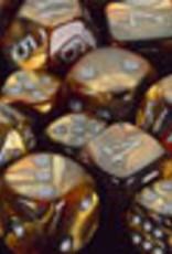 Chessex 7-setCubeLustrous GDsv