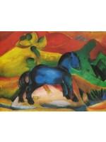 Artifact Artifact Puzzle: Blue Horse