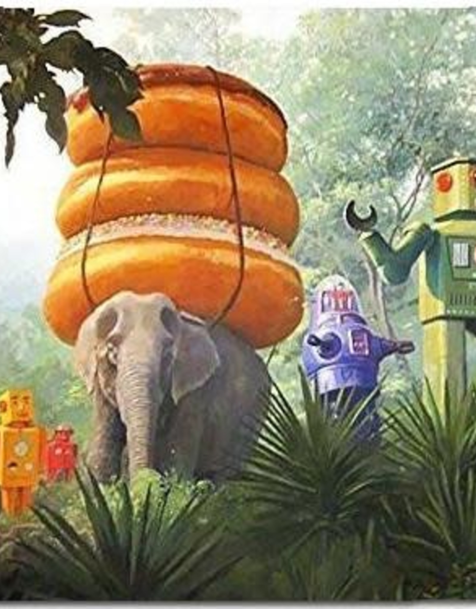 Artifact Artifact Puzzle: Tiger Mountain