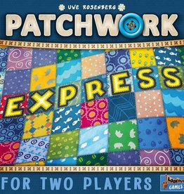 Lookout Games Patchwork Express