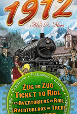 Days of Wonder Ticket to Ride: Europa 1912 Expansion
