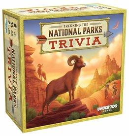 Underdog Games Trekking: Trivia
