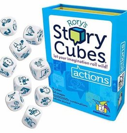 Asmodee Rory's Story Cubes Actions