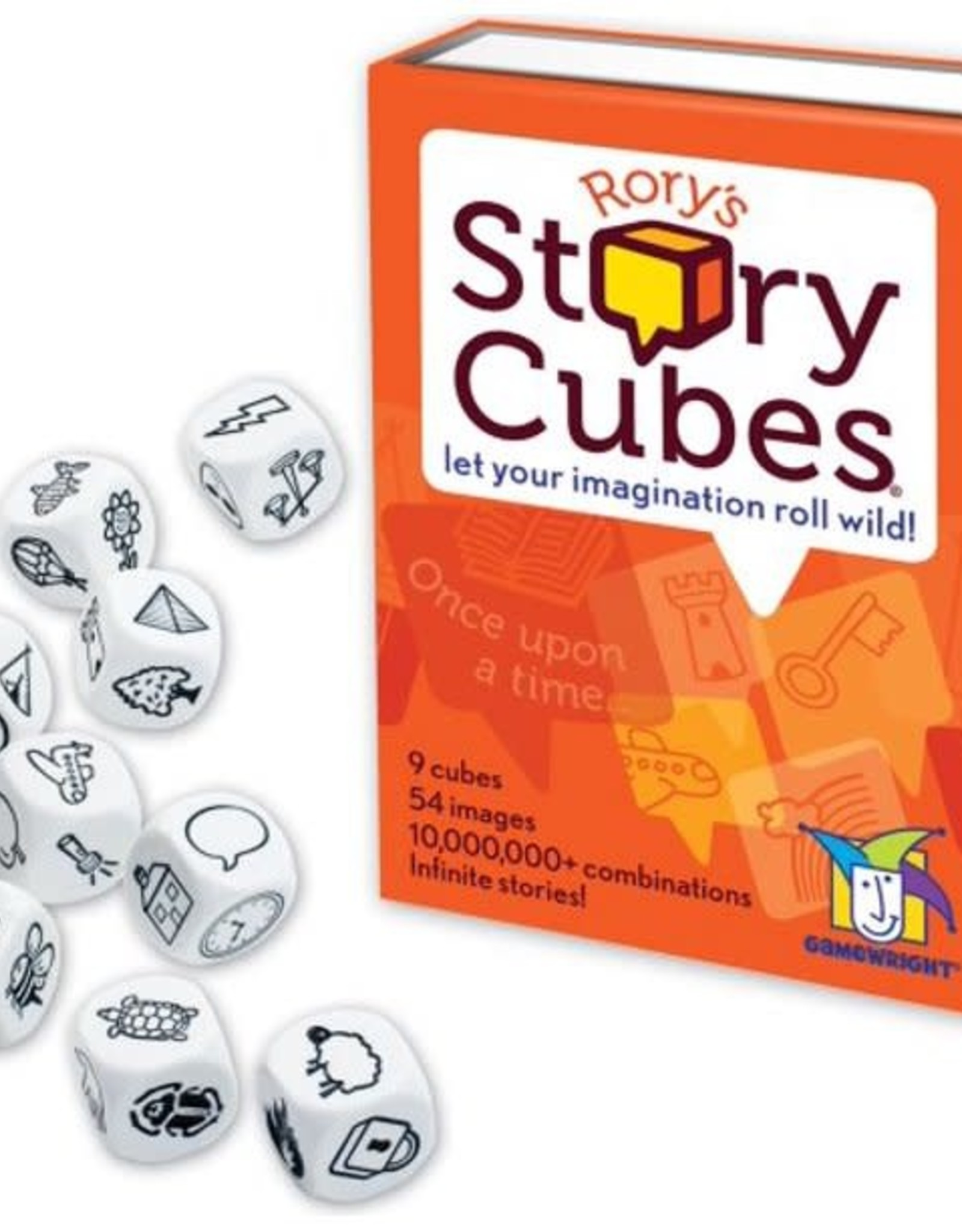 Zygomatic Rory's Story Cubes (Box)