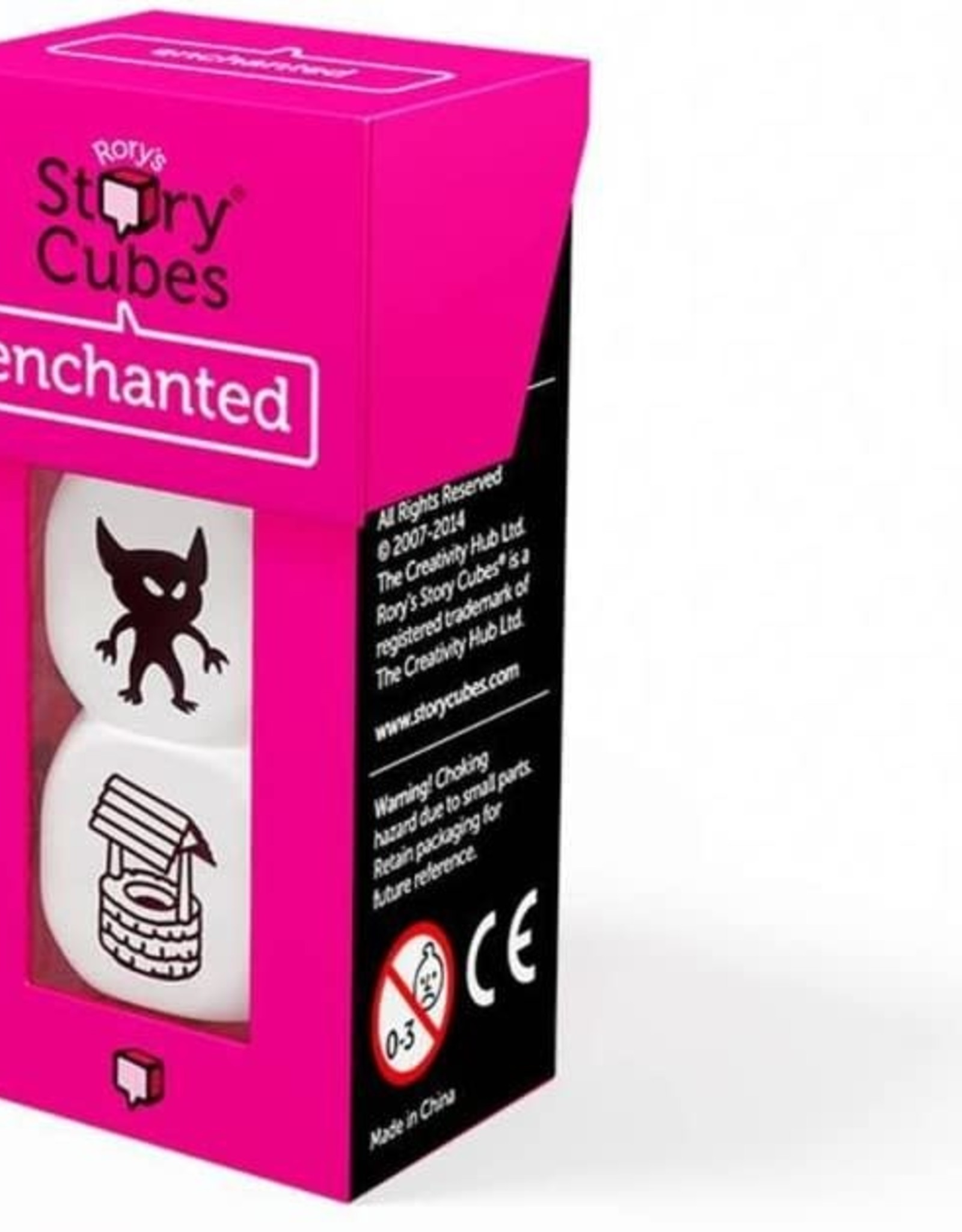 Rory's Story Cubes Enchanted
