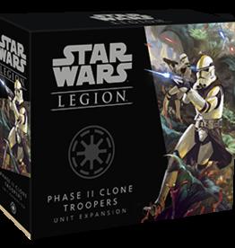 Fantasy Flight Games Star Wars Legion Phase II Clone Troopers