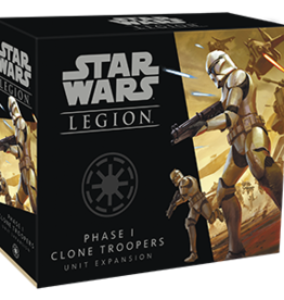 Fantasy Flight Games Star Wars Legion: Phase 1 Clone Troopers