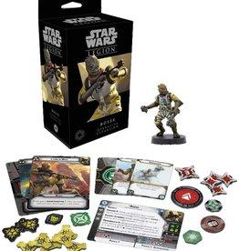 Fantasy Flight Games Star Wars Legion:  Bossk