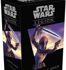 Fantasy Flight Games Star Wars Legion:  Sabine Wren
