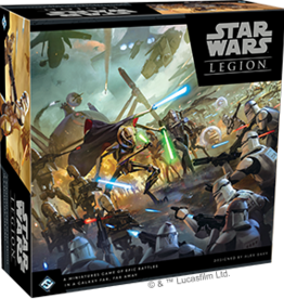 Fantasy Flight Games Star Wars Legion Clone Wars Core Set