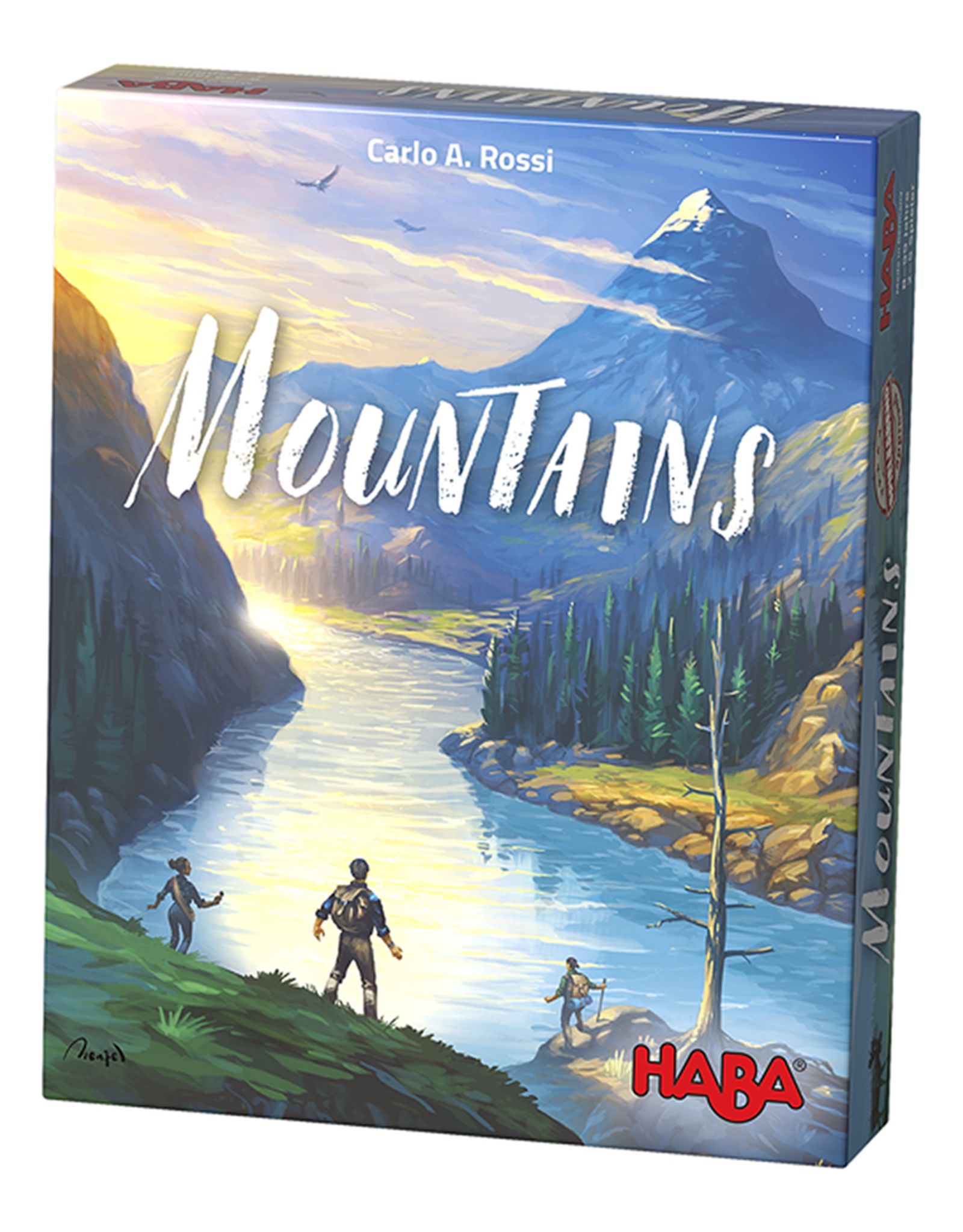 HABA HABA: Mountains
