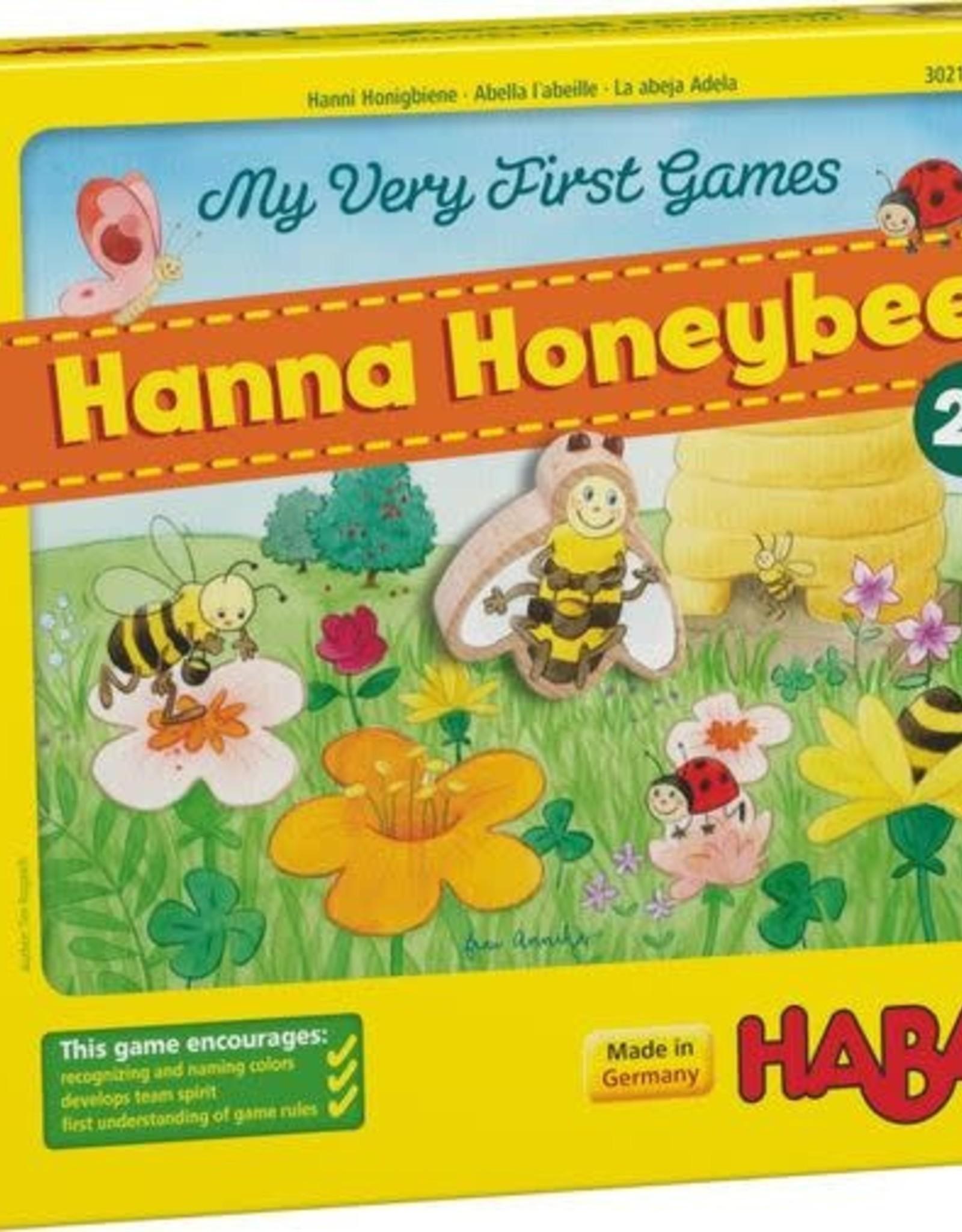 HABA HABA Hanna Honeybee