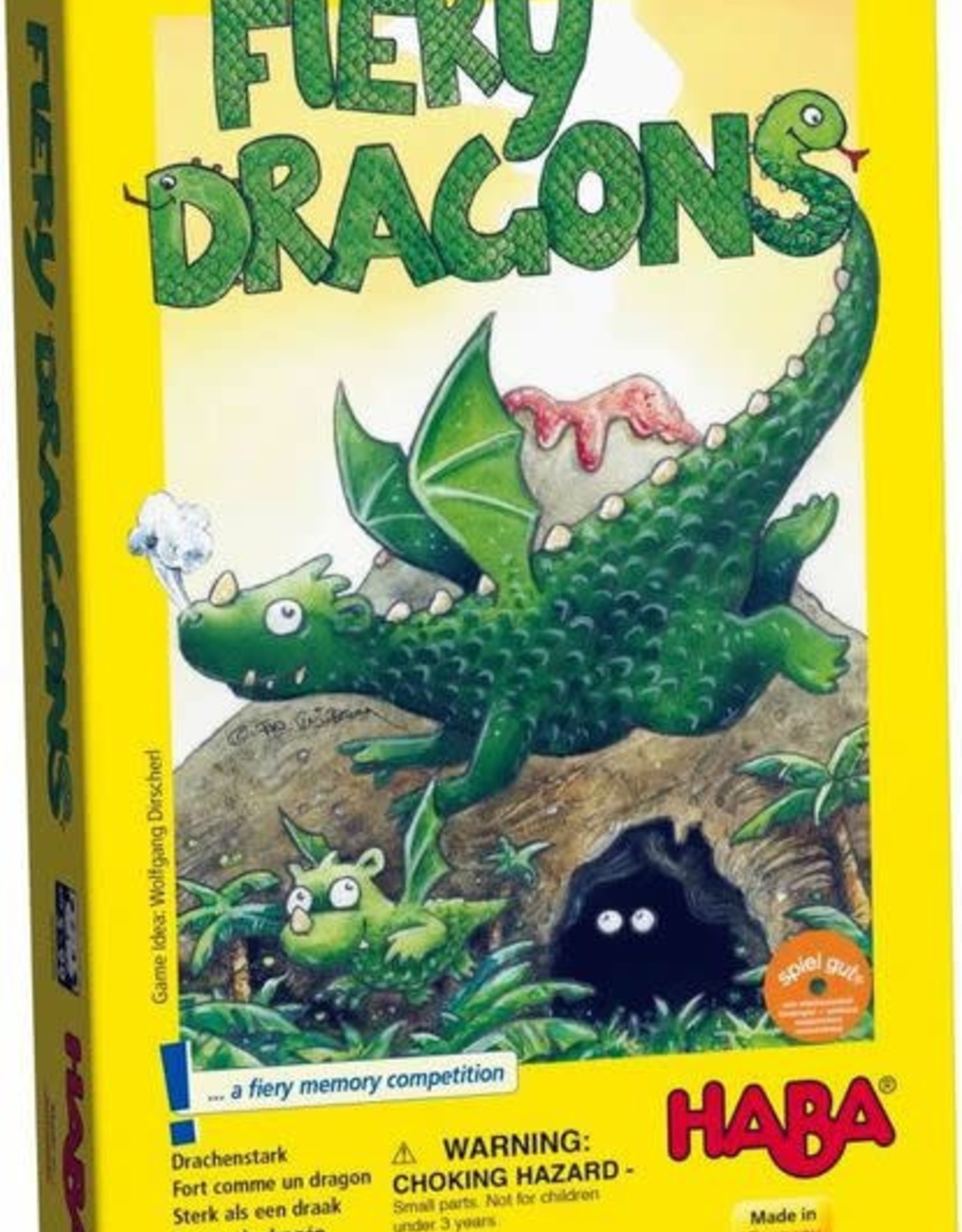 HABA HABA Fiery Dragons