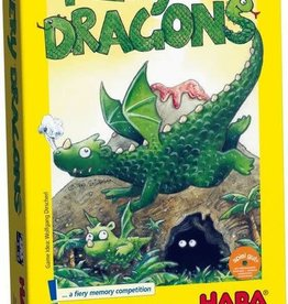 HABA HABA Fiery Dragons
