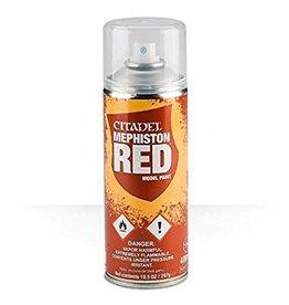 Citadel Paint Mephiston Red Spray