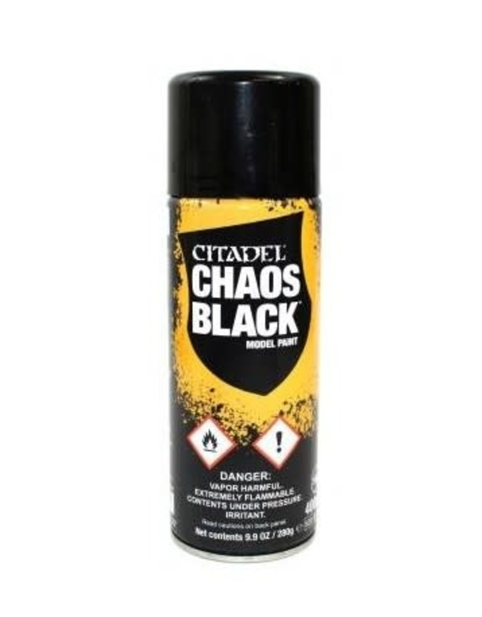 Citadel Paint Chaos Black Spray