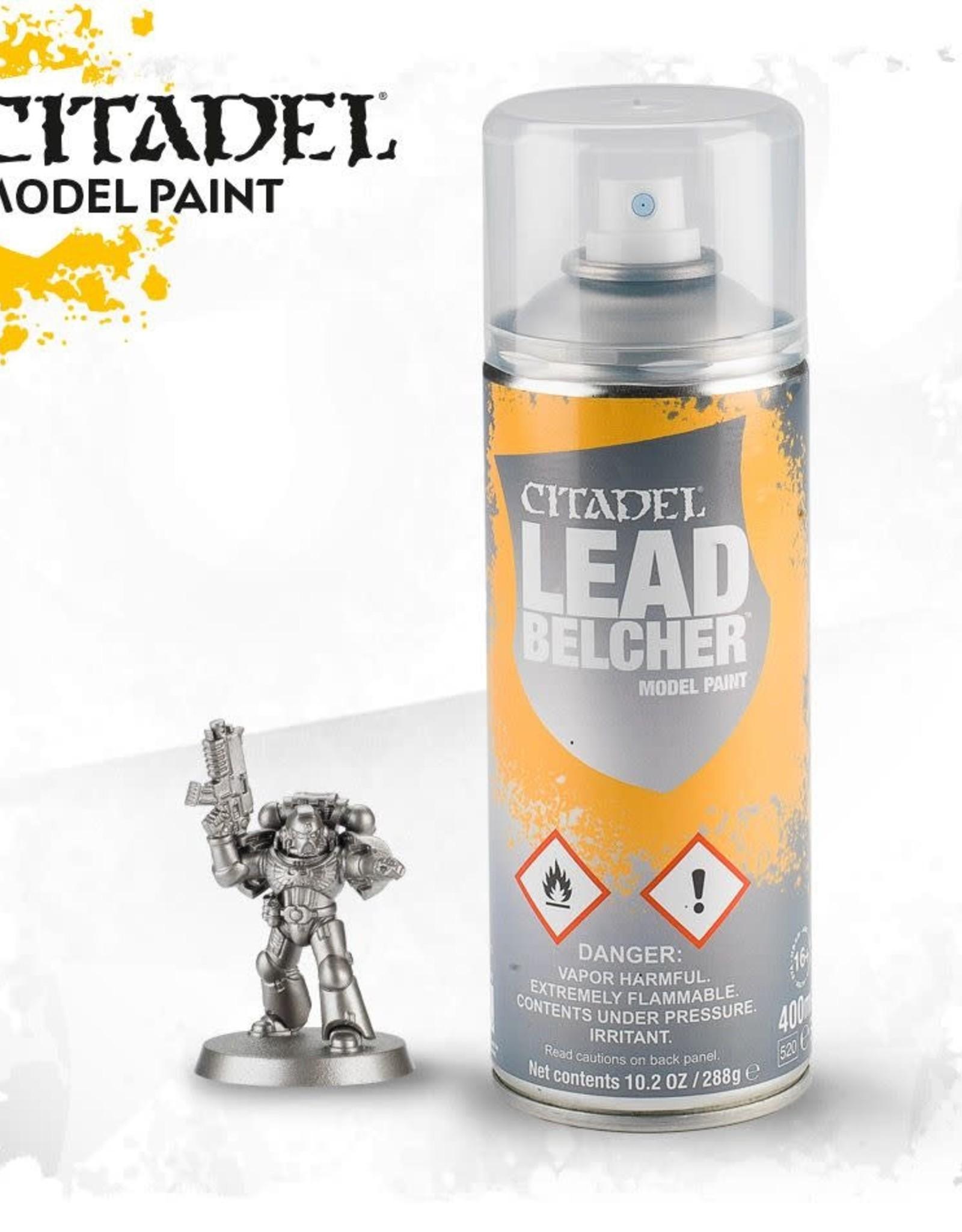 Citadel Paint Citadel Lead Belcher Paint