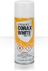 Citadel Paint Spray: Corax White