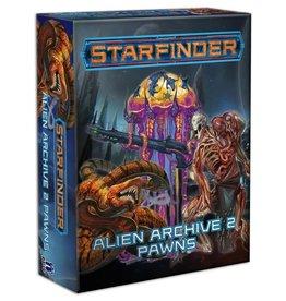 PAIZO Starfinder Pawns: Alien Archive 2