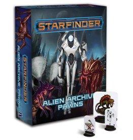 PAIZO Starfinder Pawns: Alien Archive