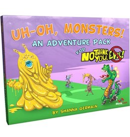 MONTE COOK GAMES No Thank You, Evil! Uh-Oh, Monsters
