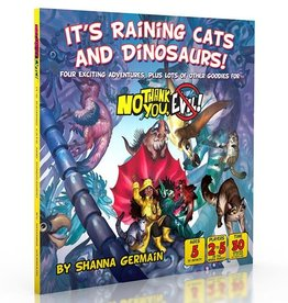 MONTE COOK GAMES No Thank You, Evil! It's Raining Cats & Dinosaurs!