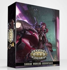 Studio 2 Publishing Savage Worlds Essentials Box Se