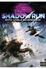 CATALYST GAME LABS Shadowrun 6E Starter Box