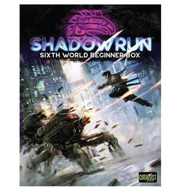 CATALYST GAME LABS Shadowrun 6E Starter Box