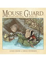David Petersen Mouse Guard Boxed Set 2nd Ed