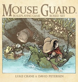 David Petersen Mouse Guard Boxed Set 2nd Ed