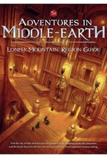 Cubicle 7 Adv. Middle Earth: Lonely Mountain Guide