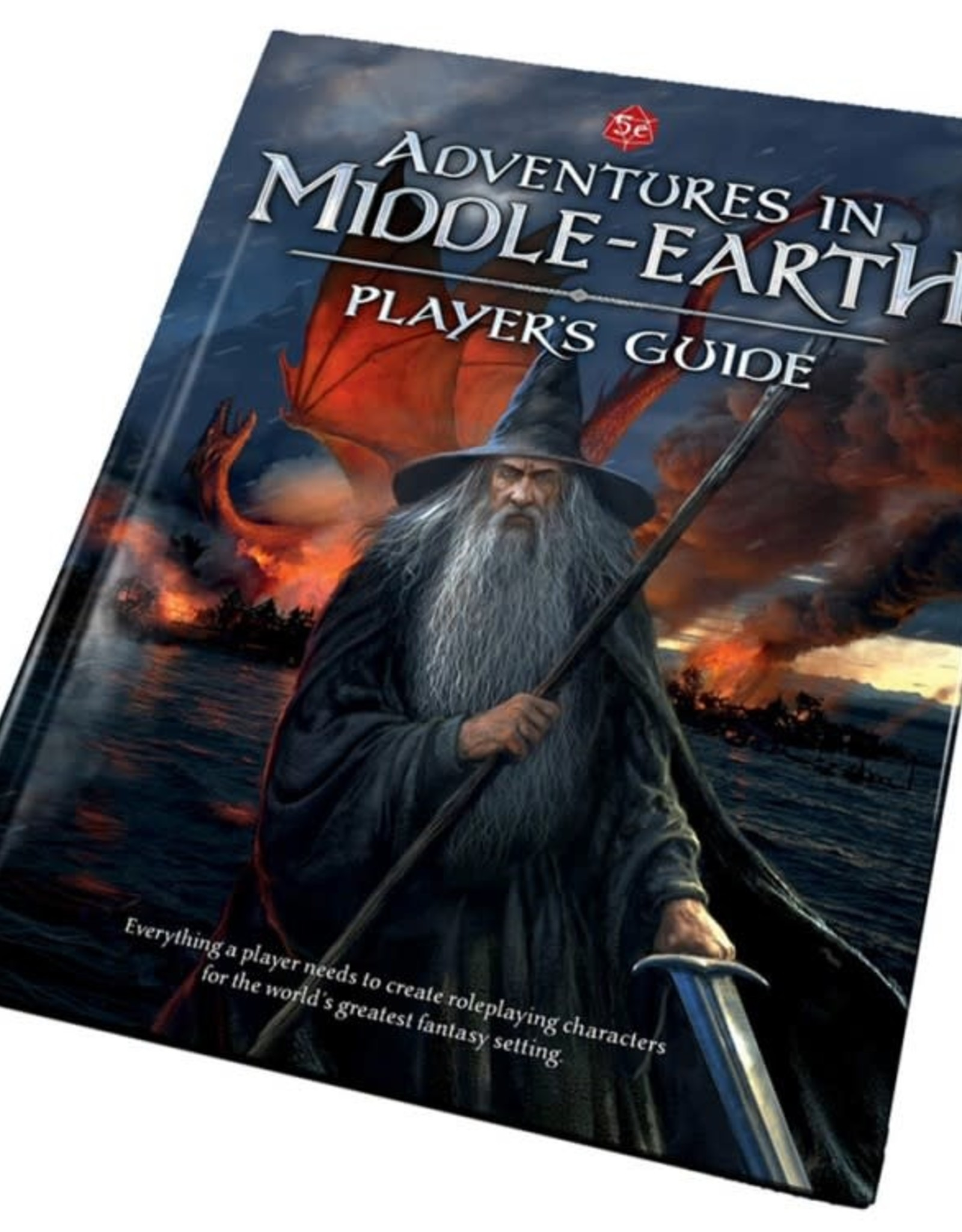 Cubicle 7 Adv in Middle Earth Player's Guide