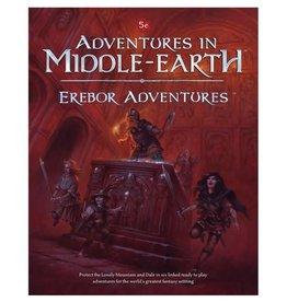 Cubicle 7 Adv Middle Earth: Erebor Adventures